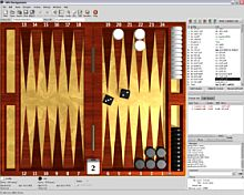 GNU Backgammon