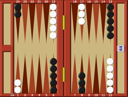 Alternative Setup | Backgammon Rules