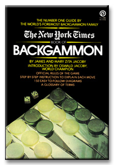 New York Times Book of Backgammon